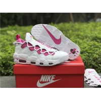 80a4f5f372d16 Sneaker Room X Nike Air More Money White / Pink New Year Deals