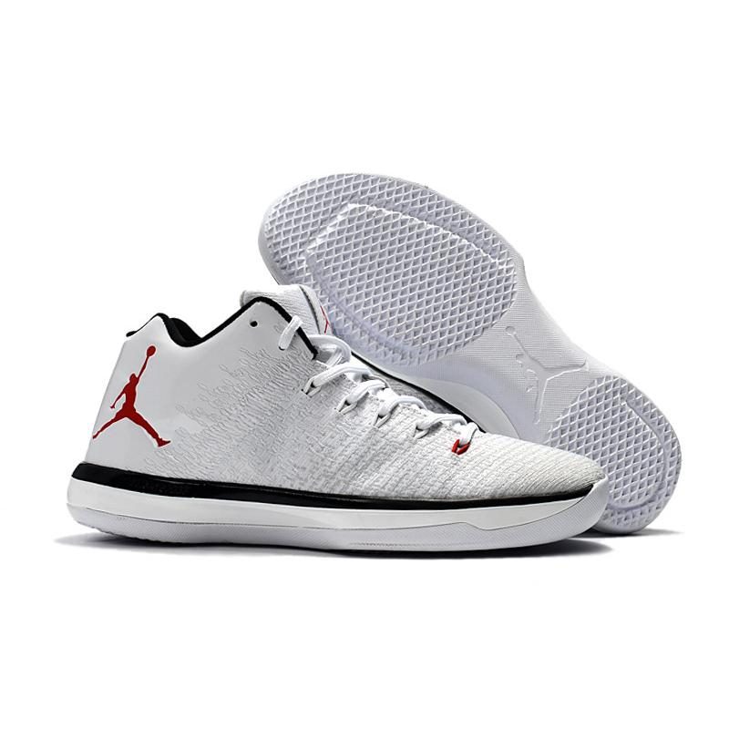 dcc3046ff34 Best Air Jordan 31 Low 'Chicago Bulls' White/University Red-Black ...