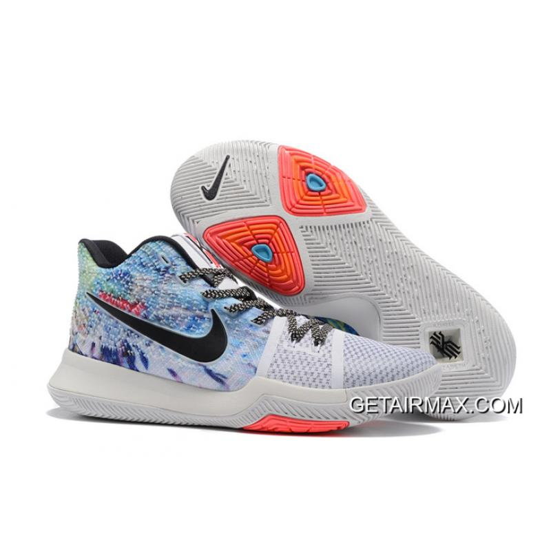 "new style 51f32 1798d Best Girls Nike Kyrie 3 ""All-Star"" ..."