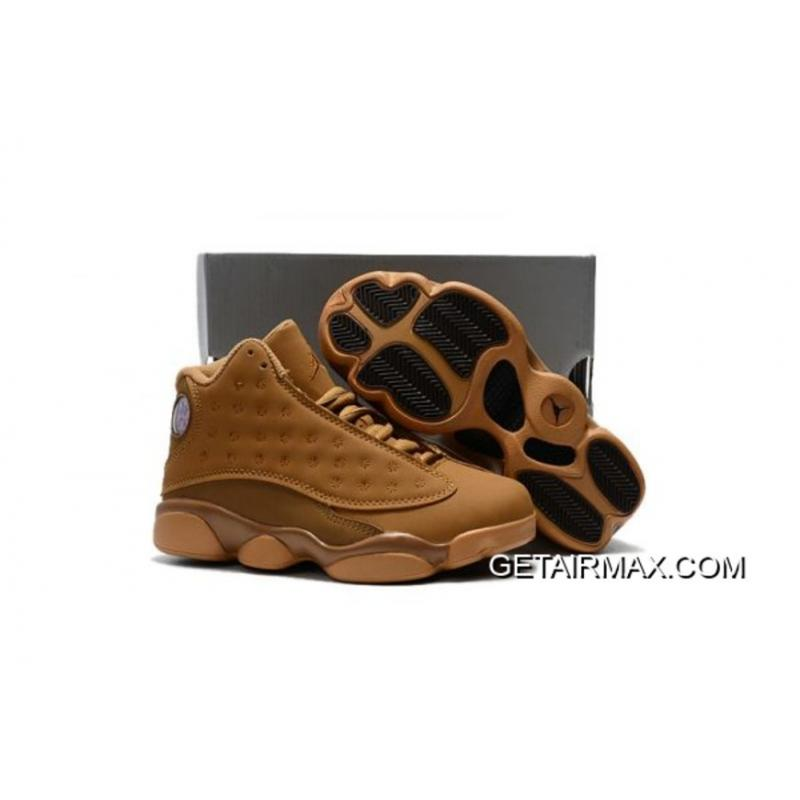 ae5bdc6b4c74d4 ... ireland air jordan 13 wheat for kids for sale f95b4 36aa7