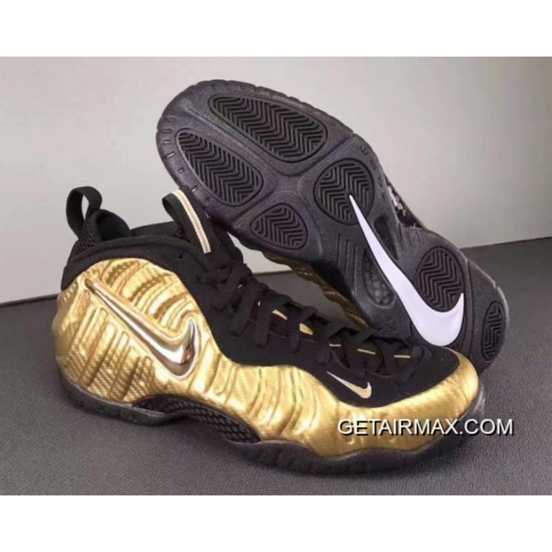 a0a26353d1a Nike Air Foamposite Pro  Metallic Gold  624041-701 Free Shipping ...