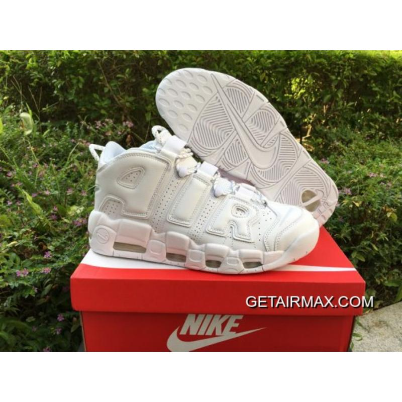 uk availability 86577 e5d02 Nike Air More Uptempo 'Triple White' Best, Price: $87.30 - Air max ...