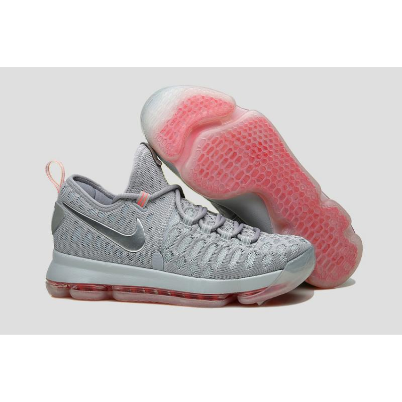 ba81d3398bb6 Copuon Nike KD 9 LMTD  Pre-Heat  Wolf Grey Multi-Color ...