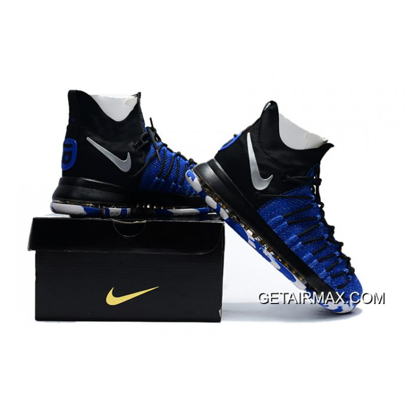190bef59be29 ... Nike KD 9 Elite Sapphire Black New Year Deals ...