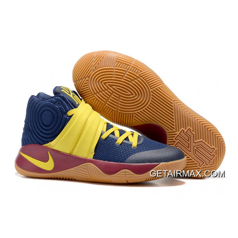 huge selection of 8cb26 594e8 New Year Deals Men Nike Kyrie II Basketball Shoes SKU 102557-254 ...