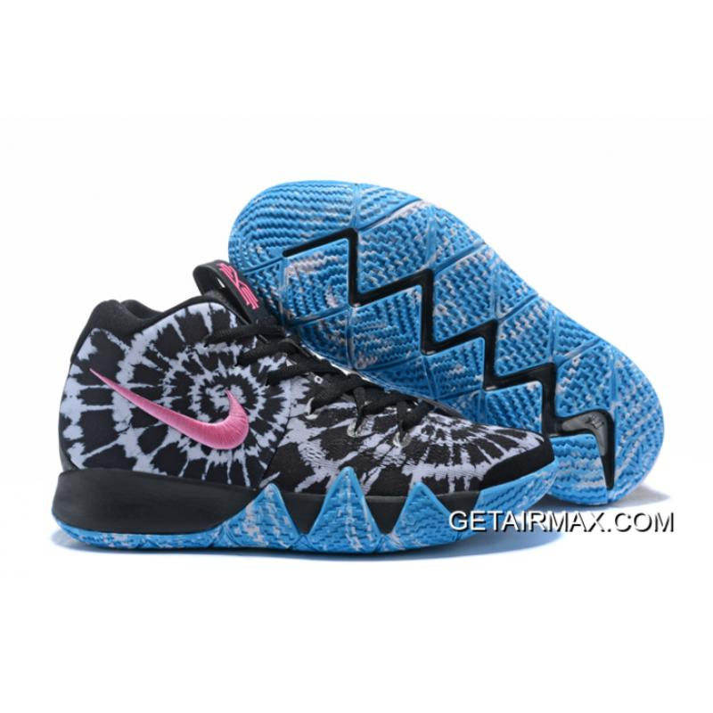 hot sale online 271dd b2602 For Sale Nike Kyrie 4 Black/White-Pink