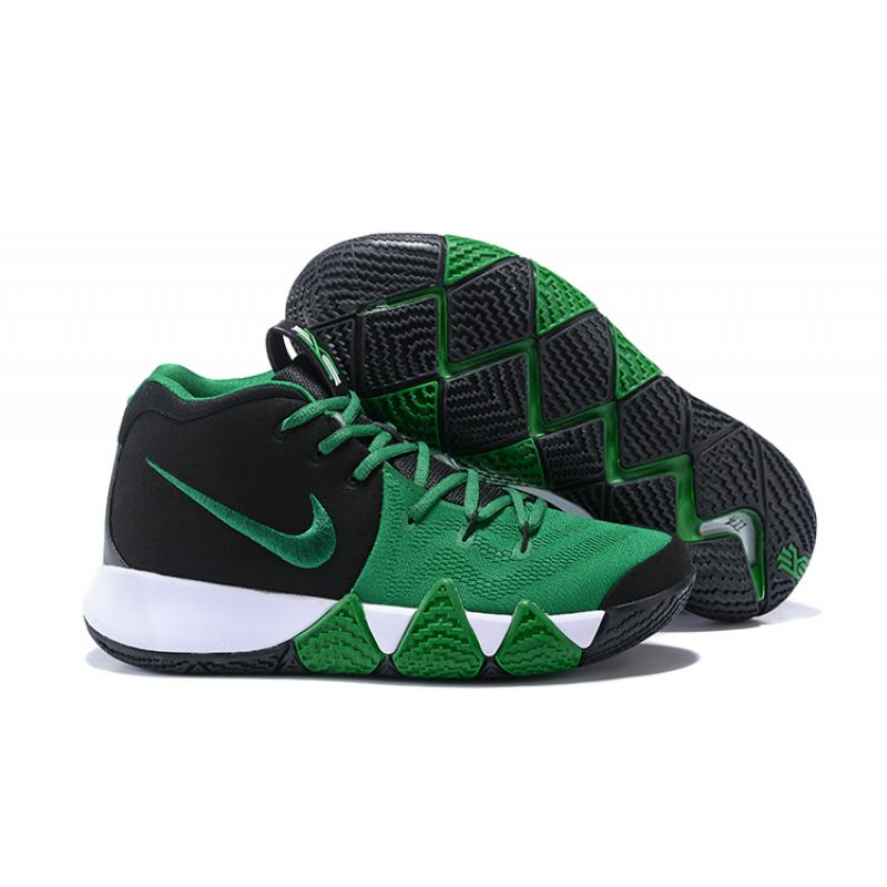 0b31c7cc2680 Best Nike Kyrie 4 Black Green ...