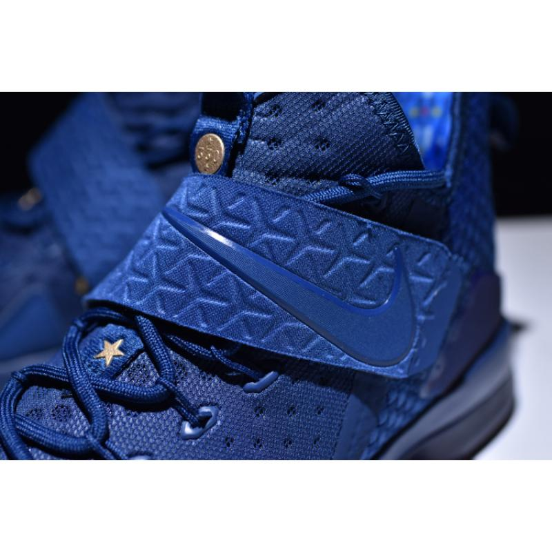 a7a561a996c5 ... Nike LeBron 14  Agimat  Coastal Blue And White-Star Blue New Year Deals  ...