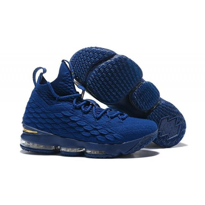 54a66eed5d855 Super Deals Nike LeBron 15  Agimat  Coastal Blue White-Star Blue ...
