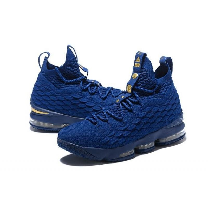 ... Super Deals Nike LeBron 15  Agimat  Coastal Blue White-Star Blue ... 90f5bd776