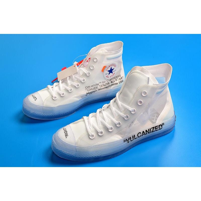 c24ea0db7881 Off-White X Converse Chuck Taylor Free Shipping ...