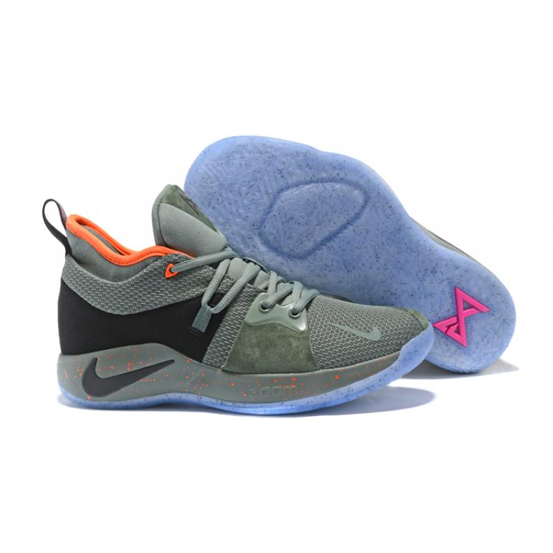 8c607cd5d659 Nike PG 2  All-Star  Clay Green And Black Outlet ...