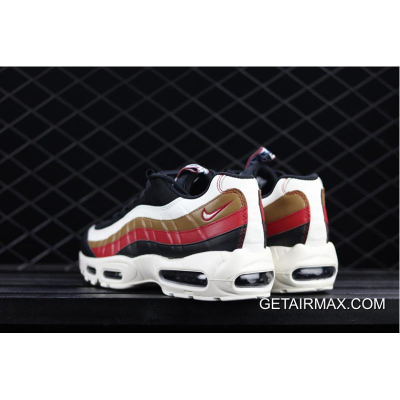 ... Nike Air Max 95  Pull Tab  Navy Brow-Red Free Shipping ... cbd104d052