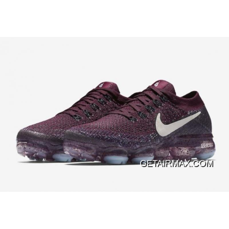 super popular 32524 a1911 Nike Air VaporMax Bordeaux And Desert Sand-College Navy Copuon ...