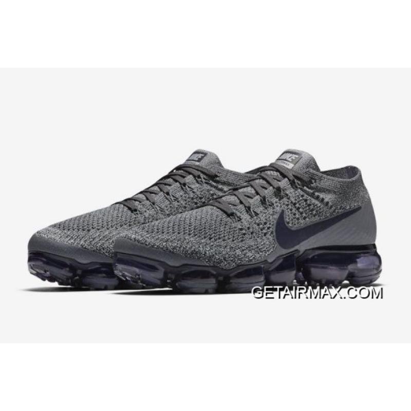 d59d0410c5f Nike Air VaporMax Dark Grey And Obsidian-Wolf Grey New Release ...