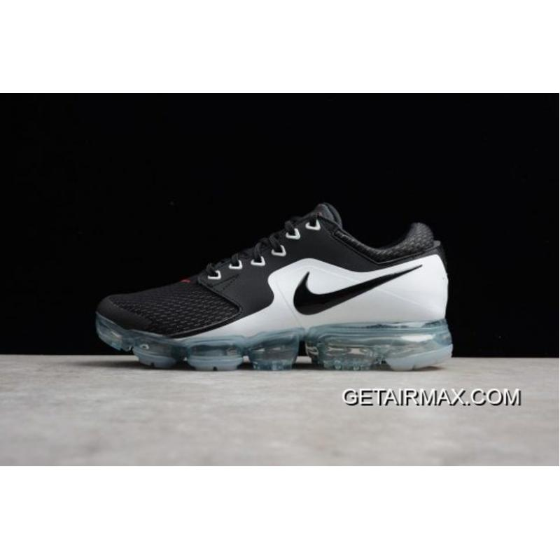 044616b51296 Nike Air VaporMax CS In Black And White Free Shipping ...