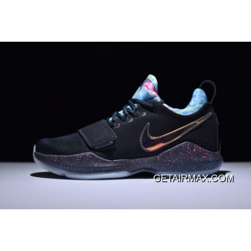 e0bd5030370 Top Deals Nike PG 1  EYBL  Anthracite And Multi-Color ...