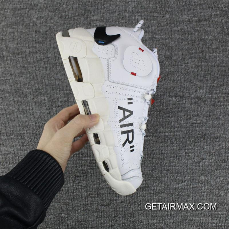 Copuon Men Off White X Nike Air More Uptempo QS SKU173657233