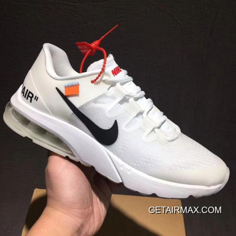 new style 8a7e8 97393 Men Off White X Nike Air Running Shoes SKU 188902-271 Online ...