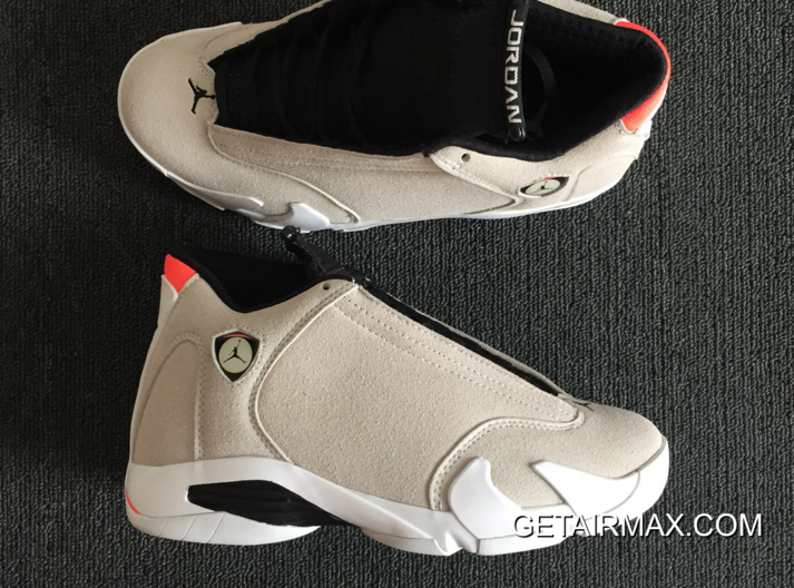 "buy popular a54bd da218 Air Jordan 14 ""Desert Sand"" For Sale"