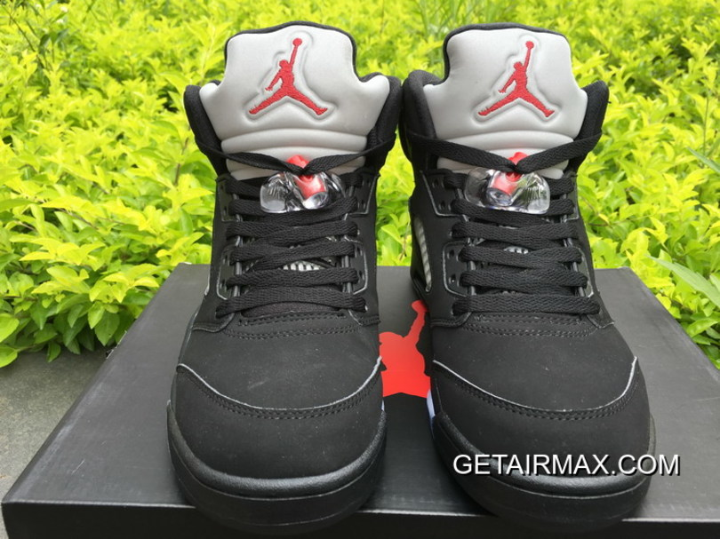 d4b9b41242f Top Deals Air Jordan 5 OG 'Black Metallic' 845035-003, Price: $89.73 ...