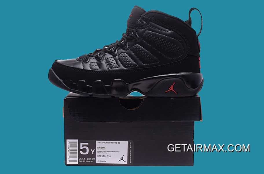 973990db85ad Free Shipping Air Jordan 9  Bred 2018  Black And Anthracite-University Red