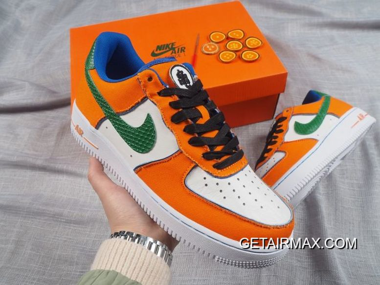 stable quality buy cheap outlet store sale Big Deals Men Nike Air Force 1 Dragon Ball, Price: $105.77 ...
