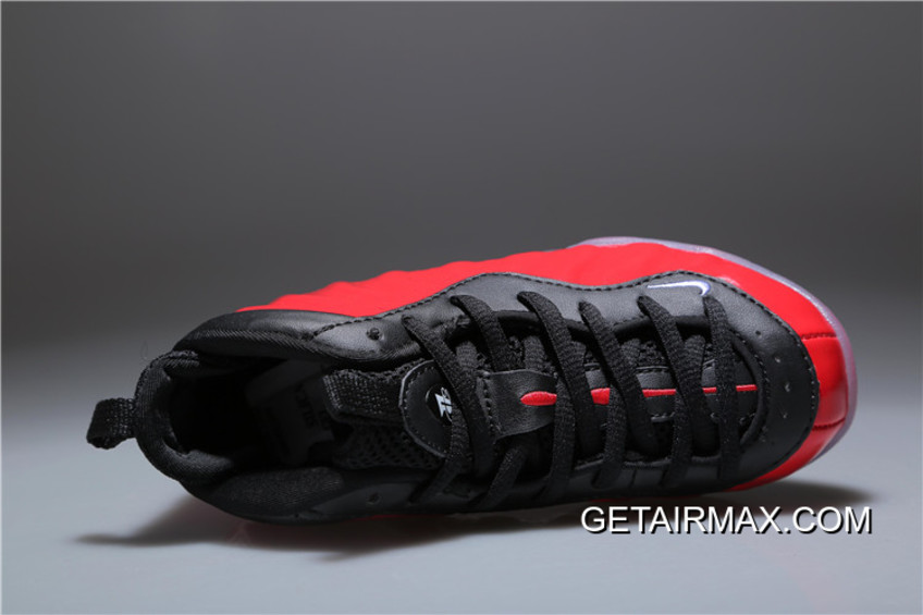 6e724b66fd429 Outlet Nike Air Foamposite One  Metallic Red  For Kids