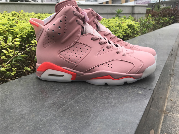 sale retailer 77dd6 d5e32 For Sale Air Jordan 6 'Millennial Pink'