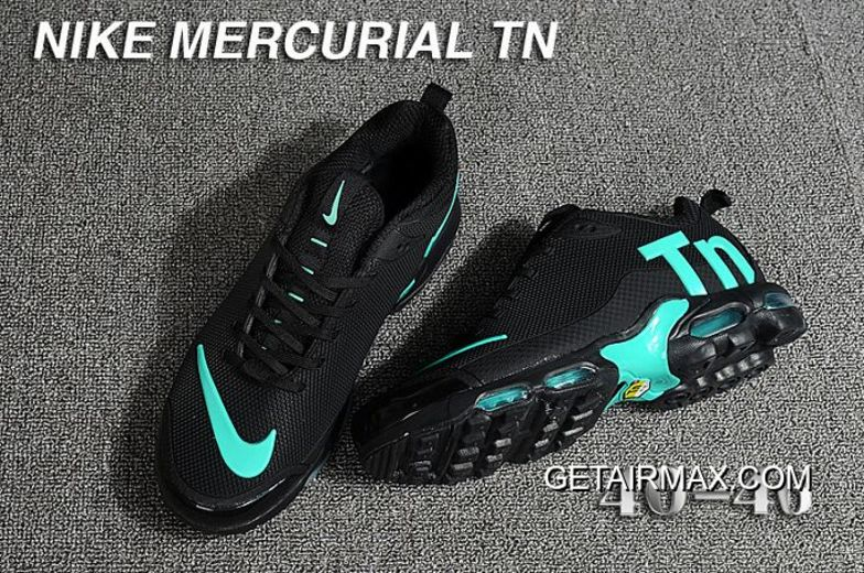 5d656b6b7fd765 New Release Men Nike Mercurial Air Max Plus Tn Running Shoe KPU SKU 31545-