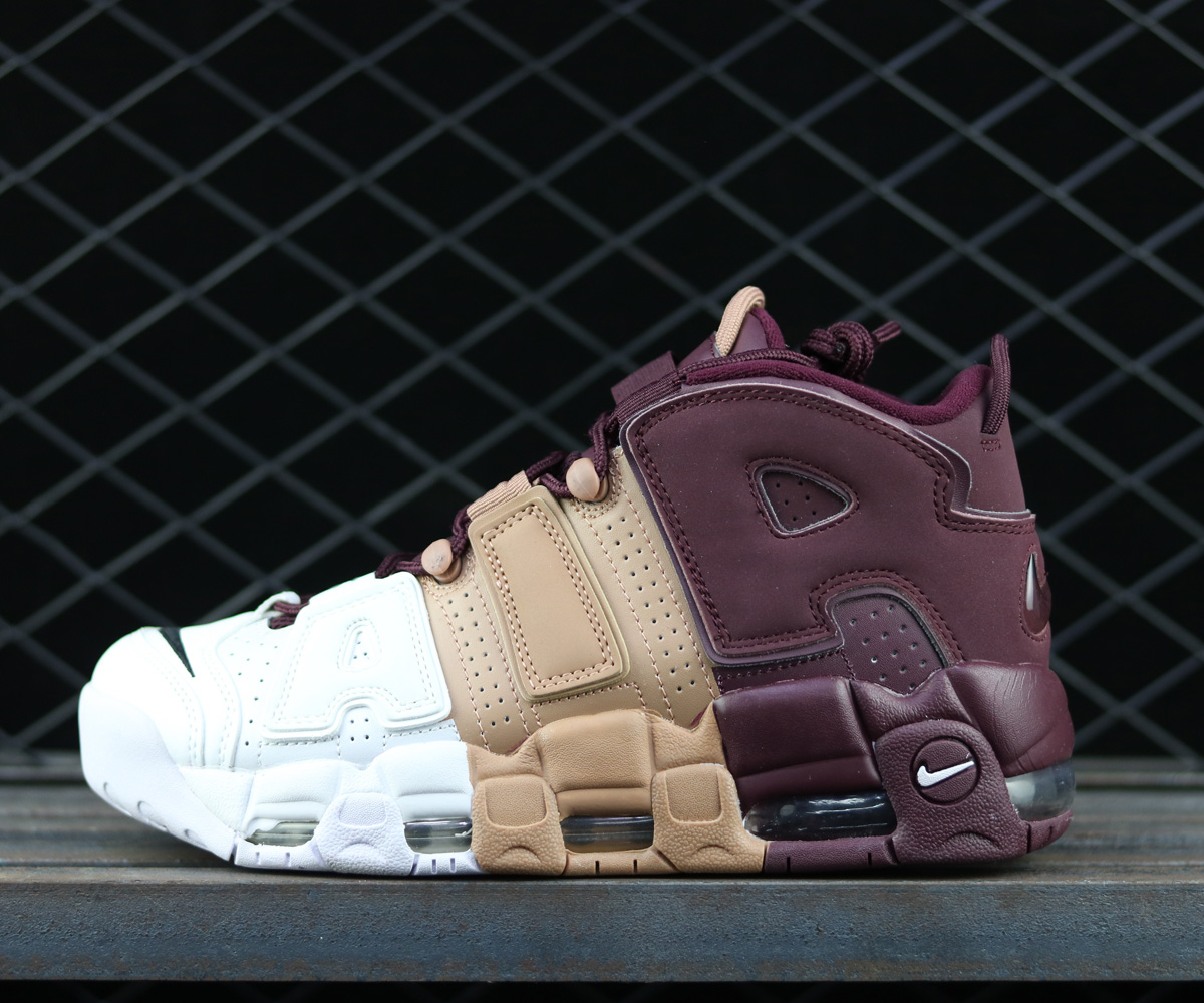 wholesale dealer 960a7 4f1fa ... clearance discount nike air more uptempo tri color 4b47a 3c2b3