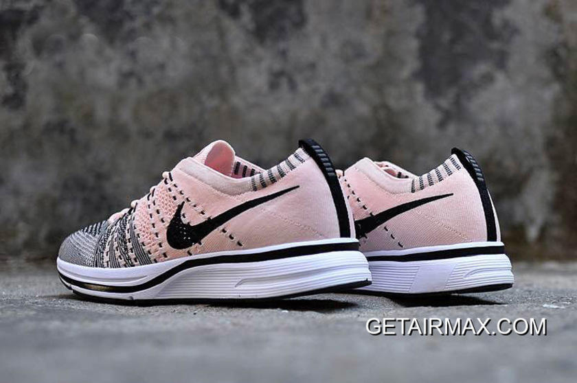 a470a3a55702 Nike Flyknit Trainer Sunset Tint And Black-White Top Deals
