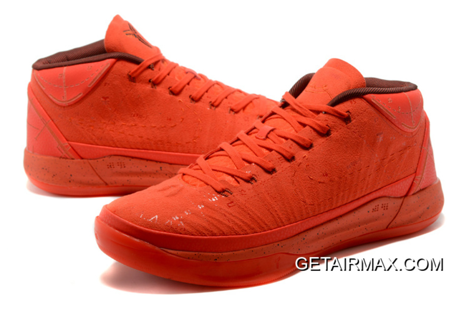aaeeb00cd5d724 ... low cost free shipping nike kobe a.d. mid passion red f4643 d144e