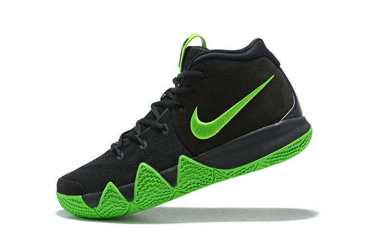 26b684c27788 Nike Kyrie 4 Black And Green Top Deals