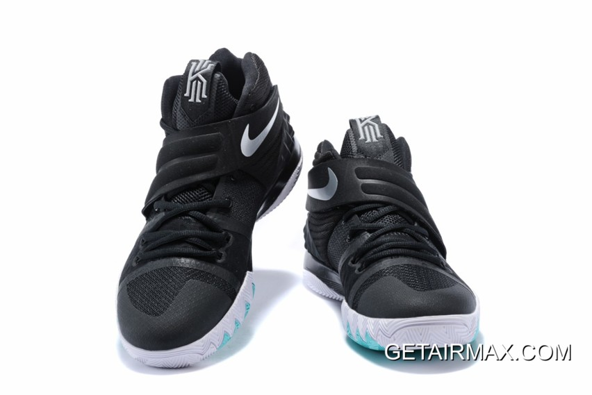 buy online f957d f5cc7 New Year Deals Nike Kyrie S1 Hybrid Black And White