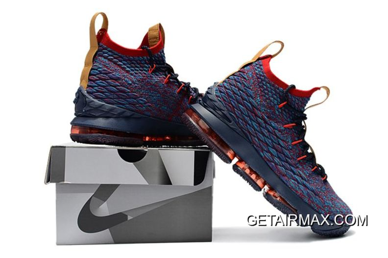 "0c32f69c41d Best Nike LeBron 15 Cavs ""New Heights"""