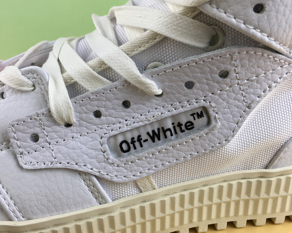 """82187108a8b679 VIRGIL ABLOH X Off-White  Low  High-Tops 3.0 """"White"""" Discount"""