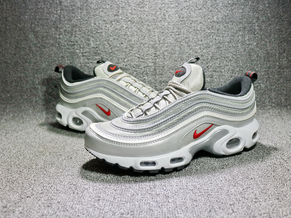75cc140161 Best Nike Air Max 97 Plus Silver Bullet, Price: $95.67 - Air max ...