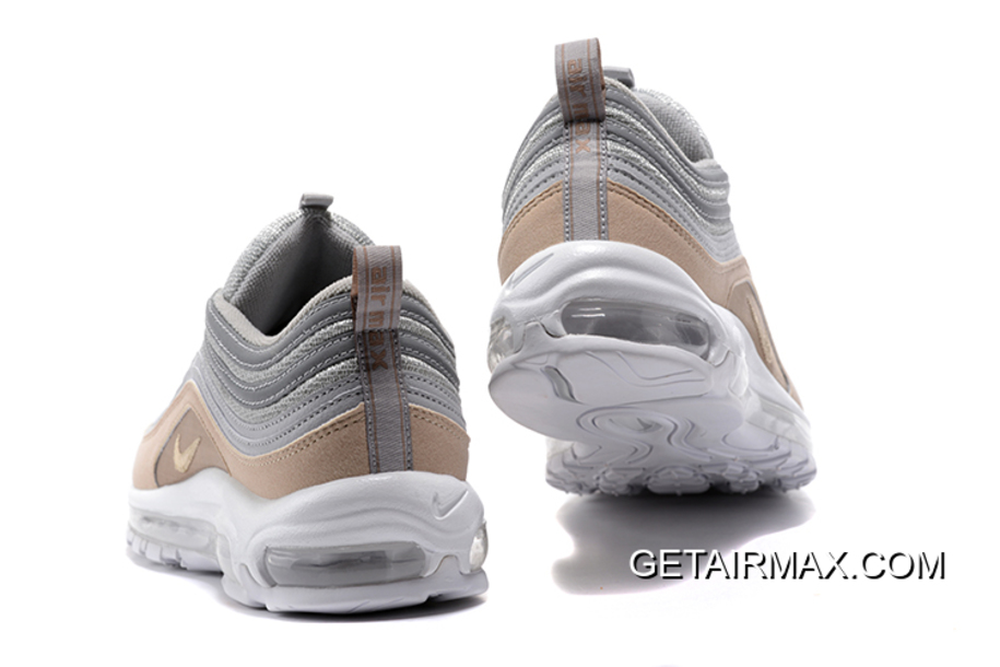New Year Deals Undefeated X Nike Air Max 97 OG Silver Brown And White 62d4ff84b