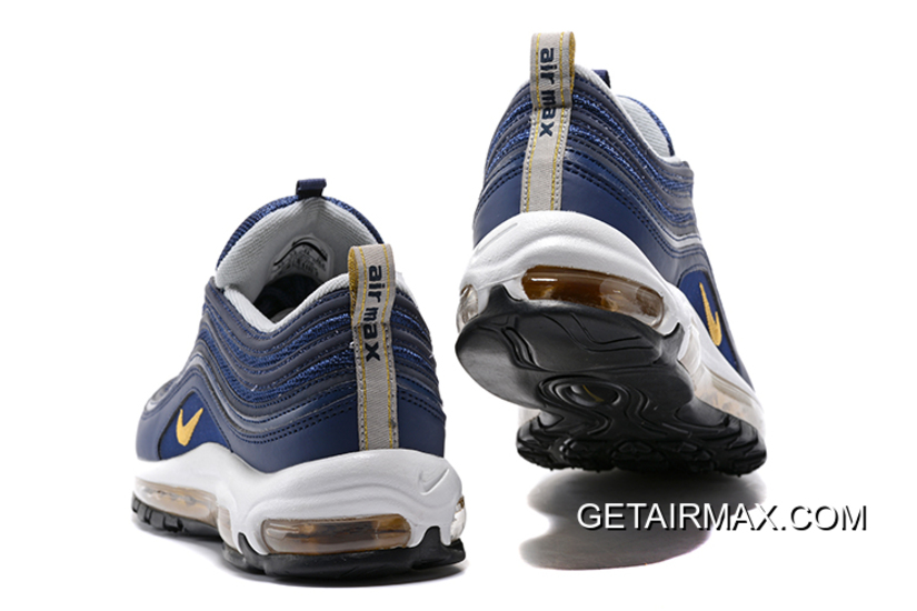 Undefeated x Nike Air Max 97 OG Midnight Navy For Sale