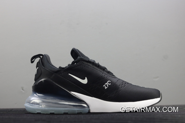 huge selection of 82a4a dc65a Deals Custom Nike Air Max 270 Premium ID Black Discount