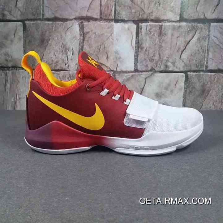 hot sale online c5b5b 67f65 Men Basketball Shoe Nike PG 1 Shining SKU:176458-217 New Style