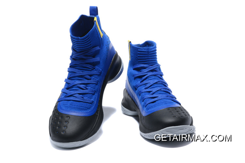 hot sale online f12fa 7c64e Latest Under Armour Curry 4  Team Royal