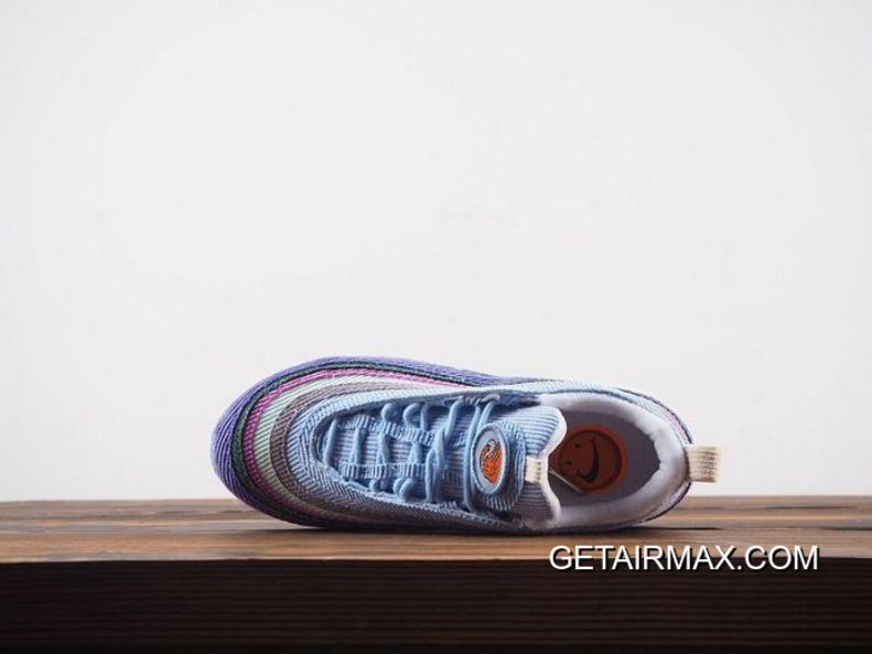 Women Sean Wotherspoon Nike Air Max 97 Hybrid SKU:51565 264 New Release